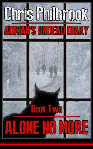 Alone No More (Adrian's Undead Diary Book 2)